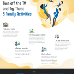 Turn off the TV and Try These 5 Family Activities
