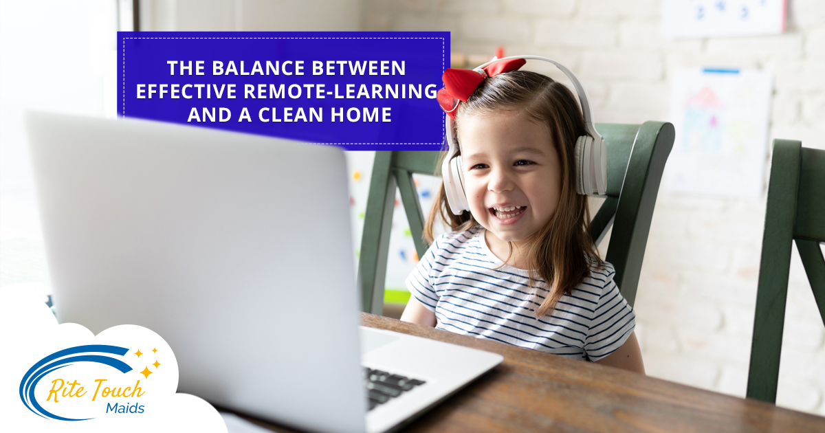 the-balance-between-effective-remote-learning-and-a-clean-home